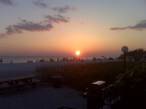 Lido Key Sunset