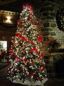 Grand Hotel Christmas Tree, Point Clear, AL