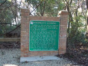 Stedman's Landing