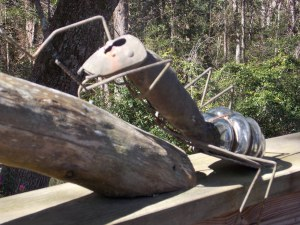 bug sculpture 1