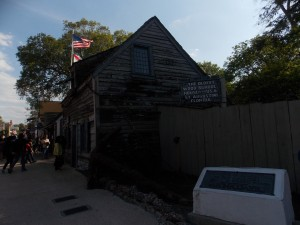 Oldest Schoolhouse in America