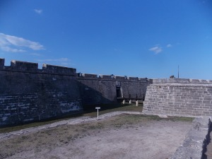 St Augustine Fort